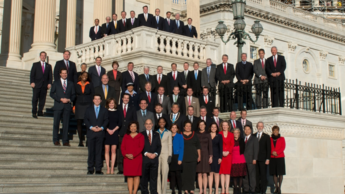 Freshmen Members of the 114th Congress