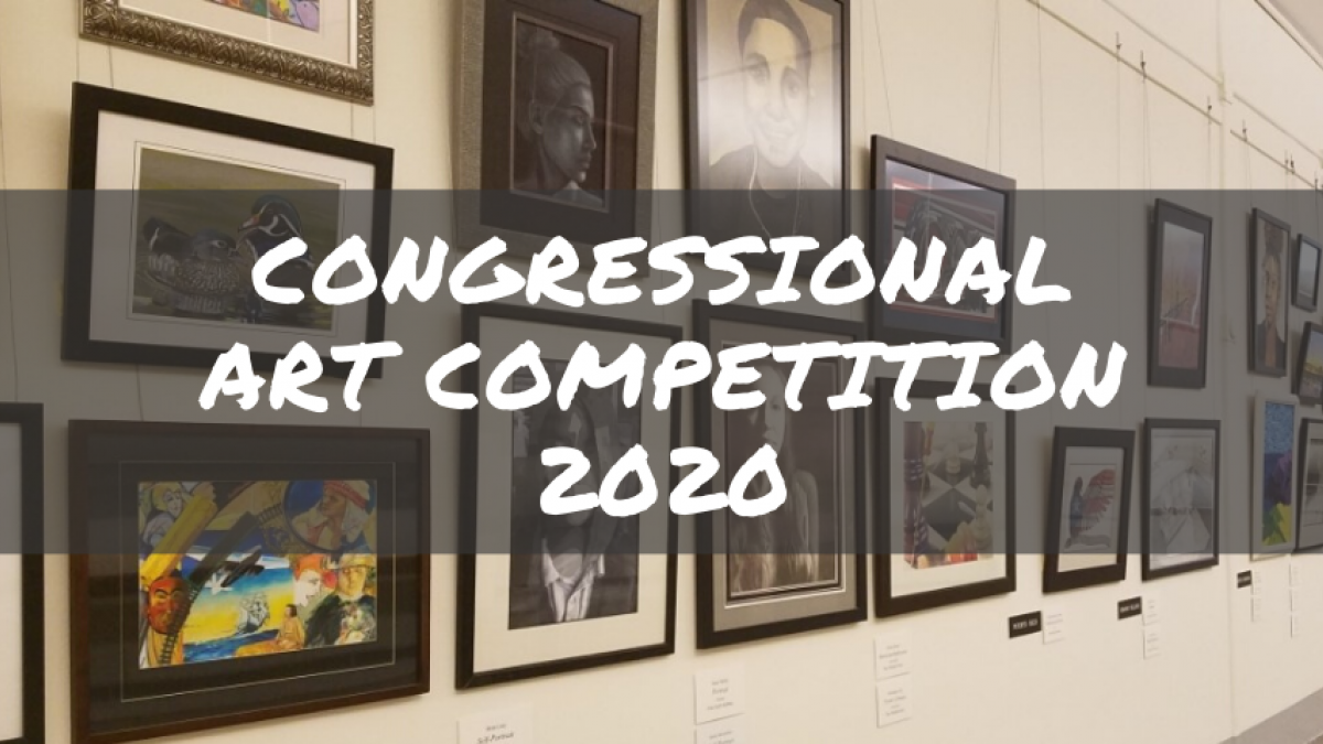 Congressional Art Competition 2020