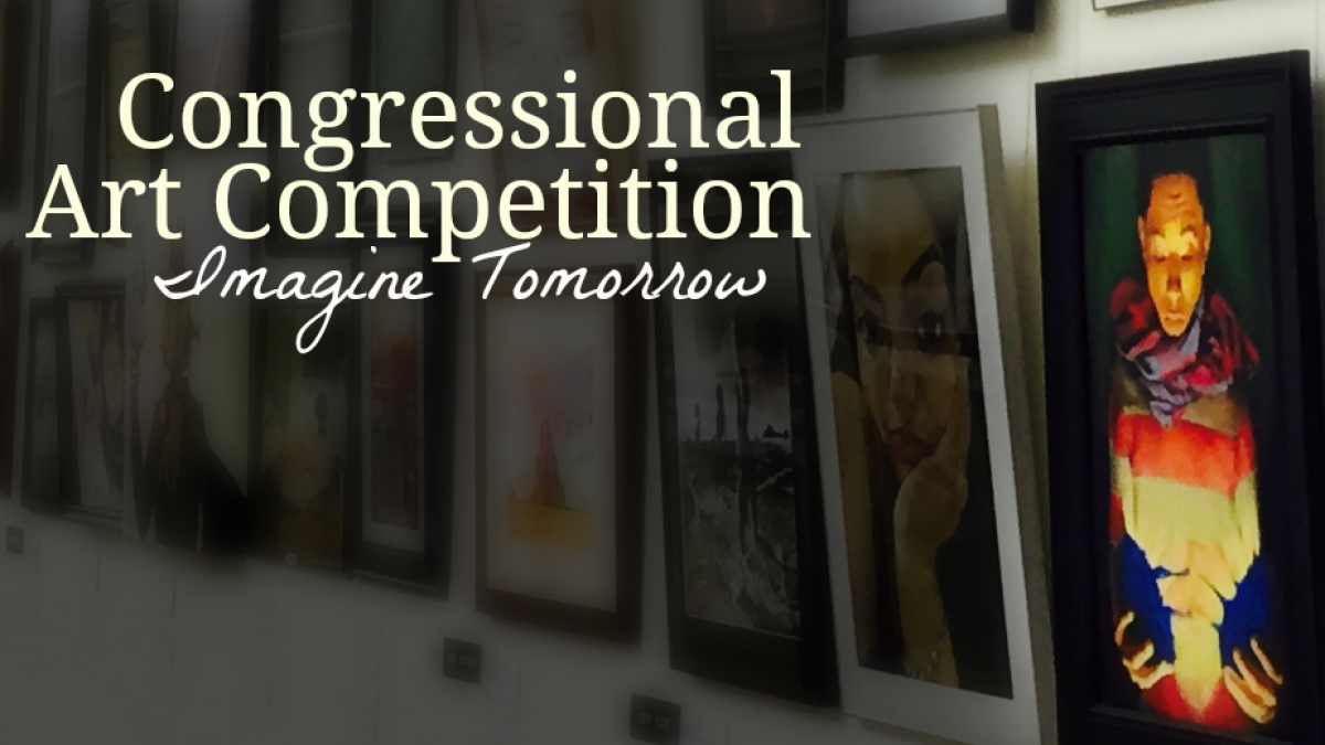 Congressional Art Competition - Imagine Tomorrow