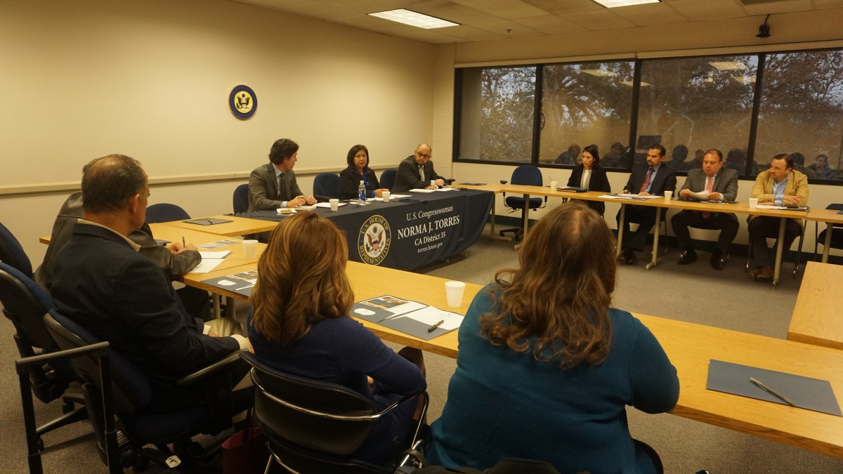 DACA Roundtable Meeting