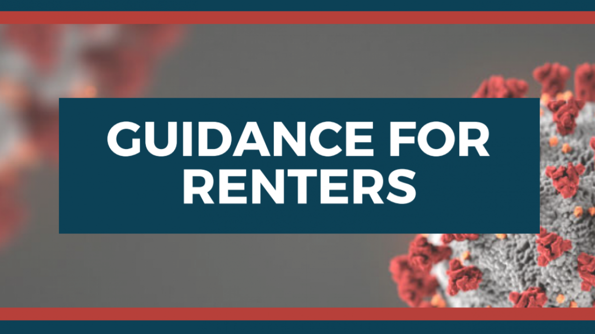 Guidance for Renters