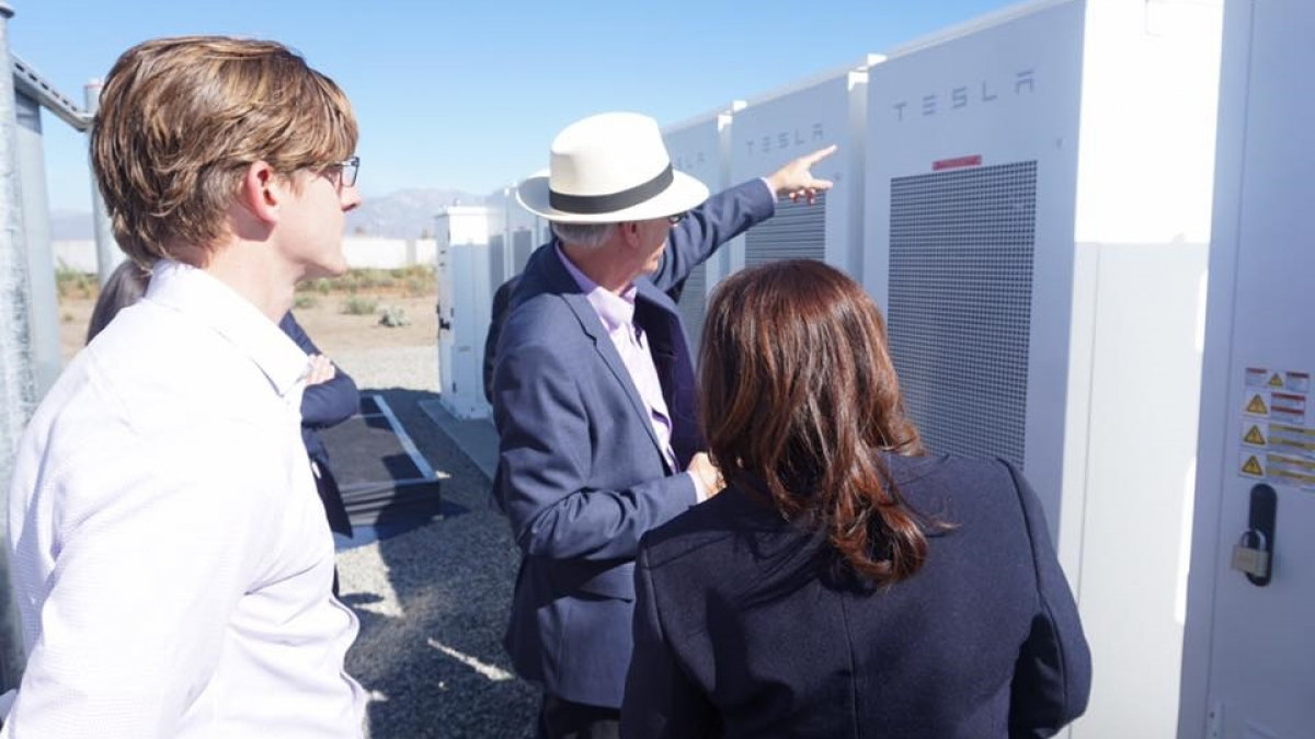 IEUA Battery Storage Energy Project