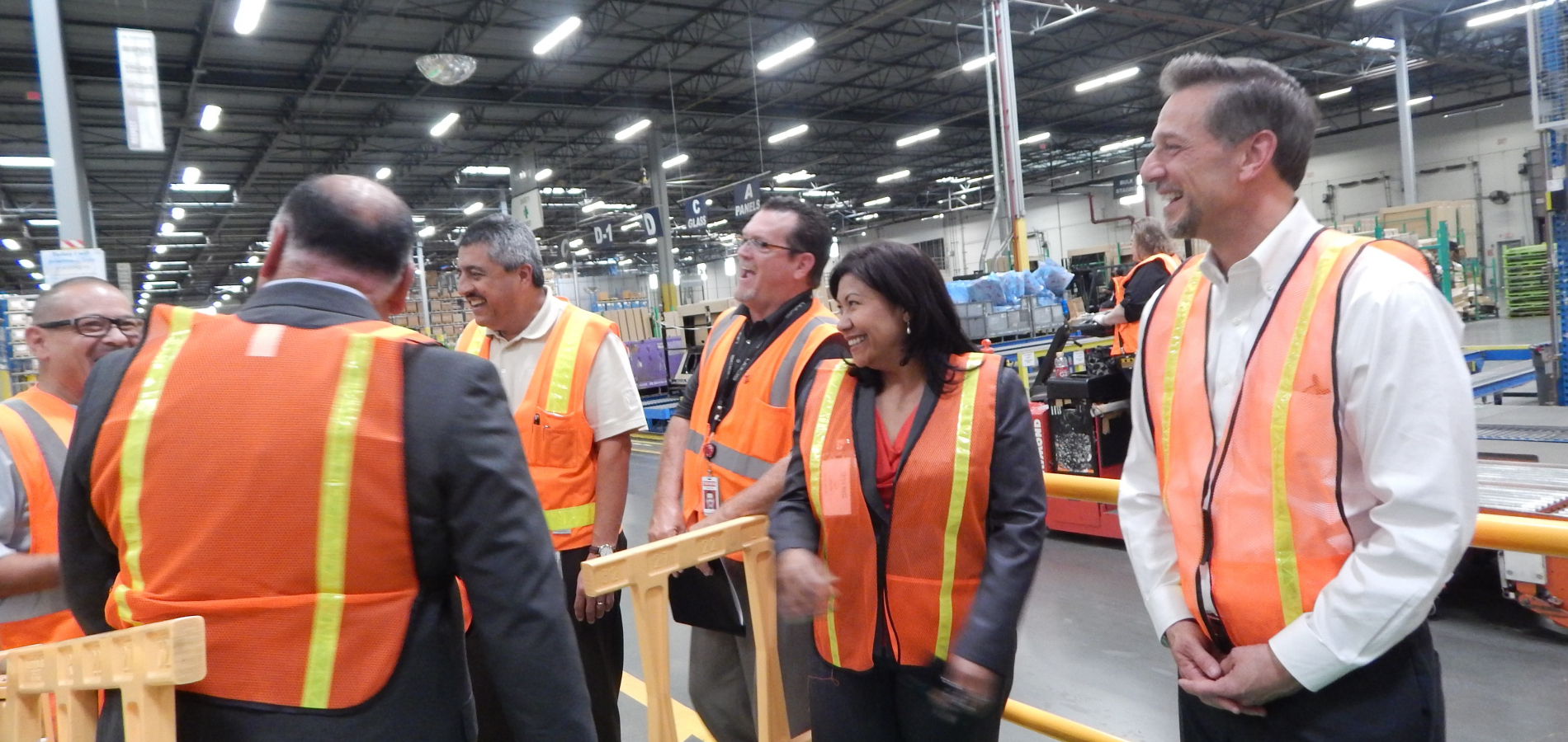 Rep. Torres job creation tour